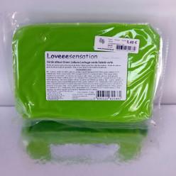 Pasta Açúcar Verde Alface Loveeesensation 1kg