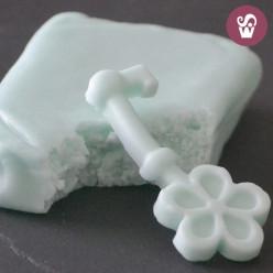 Pasta de Açúcar Azul Bebé 250gr