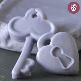 Pasta de Açúcar Violeta 1Kg