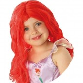Peruca Ariel menina