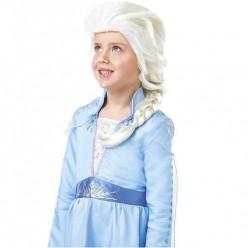 Peruca Criança Elsa Frozen 2