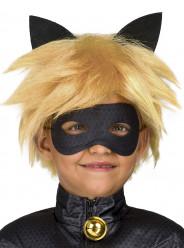 Peruca e Máscara Cat Noir Ladybug