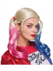 Peruca Harley Quinn Suicide Squad Adulto