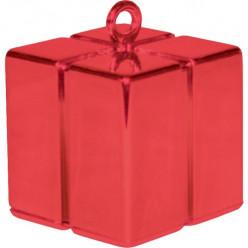 Peso Balões Vermelho  quadrado 170gr