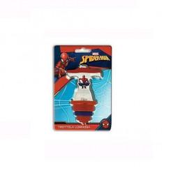 Pião com Luz Spiderman Sortido