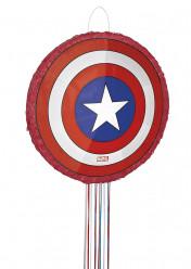 Pinhata 3D Capitão América Avengers Marvel