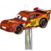 Pinhata 3D McQueen Disney Cars