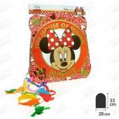 Pinhata básica Minnie Disney 28x33cm
