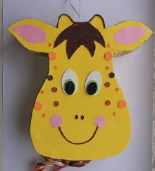 Pinhata Girafa 40cm
