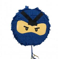 Pinhata Lego Ninjago Azul Jay