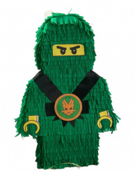Pinhata Lego Ninjago Verde Lloyd