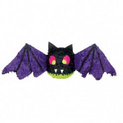 Pinhata Morcego halloween