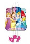 Pinhata pequena Princesas Disney 28x33cm