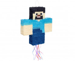 Pinhata Steve Minecraft