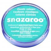 Pintura Facial Snazaroo Azul Turquesa 18ml