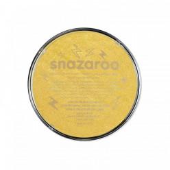 Pintura Facial Snazaroo Dourado Metallic 18ml