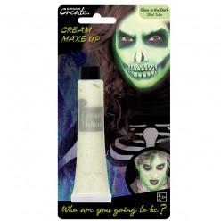 Pintura facial  Verde Brilhante 28ml Halloween