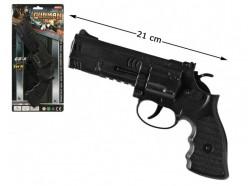 Pistola Polícia 21cm