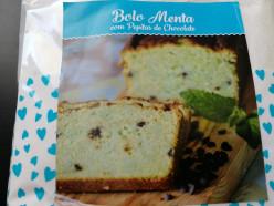 Preparado Bolo Menta c/Pepitas Chocolate 1kg