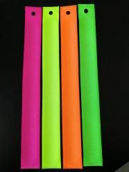 Pulseira Bate e Enrola Neon Sortido