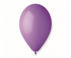 "Saco 100 Balões Lilás 12"" (30cm)"