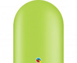Saco 50 Balões Modelar Verde Lima