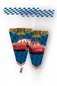 Saco Cone Brinde Disney Cars