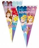 Saco Cone Brinde Princesas Disney Adventure