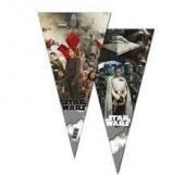 Saco Cone Brinde Star Wars Rogue One 20x40cm