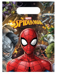 Sacos Brinde Spiderman Team Up 6 und