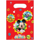 Sacos Brindes - Mickey Clube House