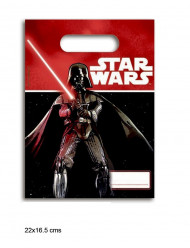Sacos Brindes Star Wars  6 unid