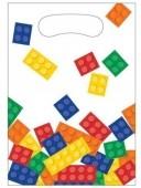 Sacos Festa Lego Block Party - 8 Und.
