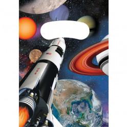 Sacos festa Space Blast - 8 uni