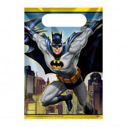 Sacos Festas Batman 8 unid