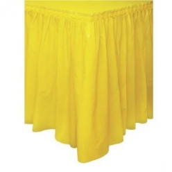 Saiote Mesa Amarelo