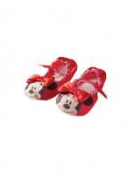 Sapatilhas Bailarinas Minnie Vermelhas