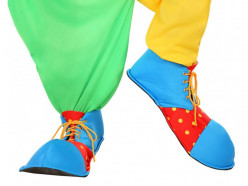 Sapatos Palhaço Adulto