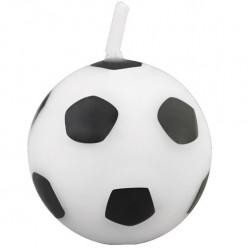 Set 6 Velas Bola de Futebol Wilton