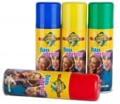 Spray efeito serpentina cores sortidas 83ml