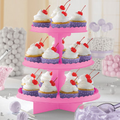 Stand 3 andares Cupcakes 29cm