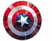 Super silhueta Escudo Marvel Capitão América