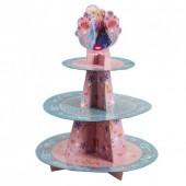 Suporte Cupcakes Frozen