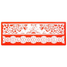Tapete silicone Sweet Lace Flower Power