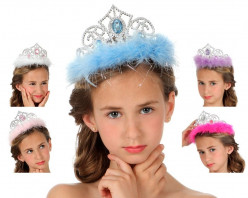 Tiara Princesa Sortido