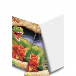 Toalha de Mesa plástica Dino Blast