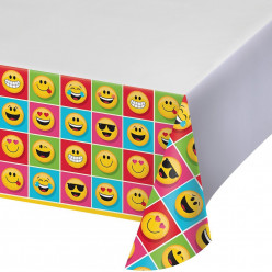 Toalha de Mesa plástica Emoji