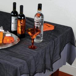 Toalha de Mesa preta Halloween