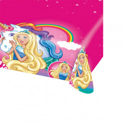 Toalha Festa Barbie Dreamtopia