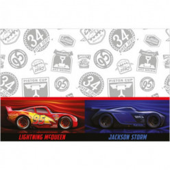 Toalha Festa Cars Piston Cup
